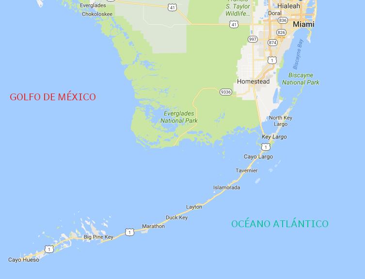 Florida Día 7: Cayos de Florida – Una Peineta en mi Maleta